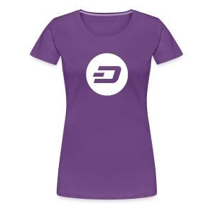 dashpng 01 - Women's Premium T-Shirt