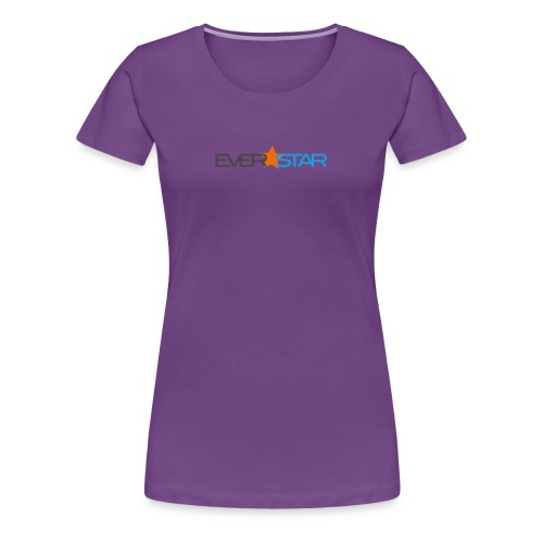 Everstar Logo - Women's Premium T-Shirt