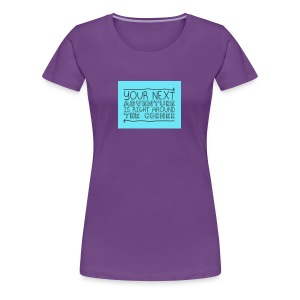 Change - Women's Premium T-Shirt