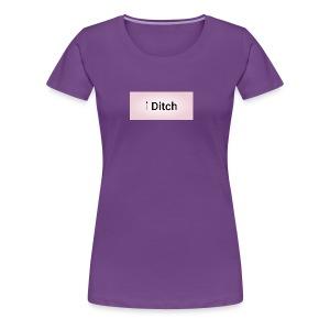 Proud in Pink - Women's Premium T-Shirt