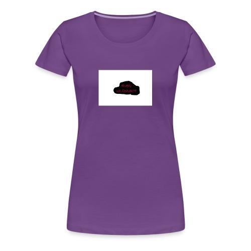 Aven Wilsenach PINK - Women's Premium T-Shirt