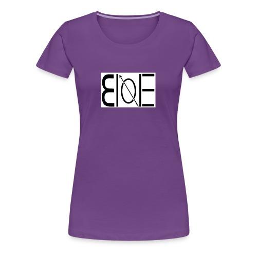 brooklyn one -JB-ONE - Women's Premium T-Shirt