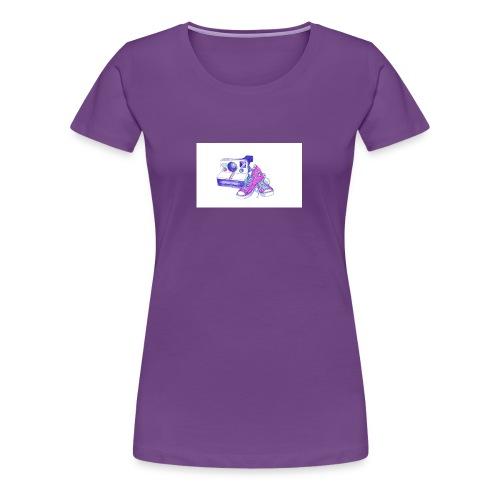 Charleigh3DIY version 1 - Women's Premium T-Shirt