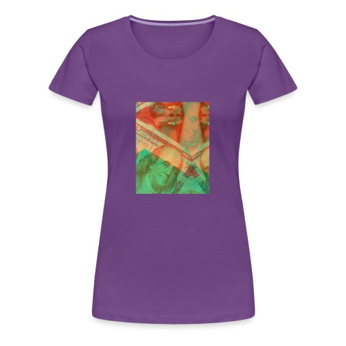 Benjy frank - Women's Premium T-Shirt