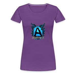 Abstrakt Charter - Women's Premium T-Shirt