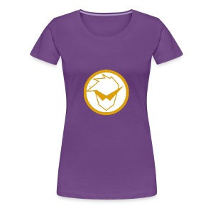 FG Phone Cases (Pure Clean Gold) - Women's Premium T-Shirt