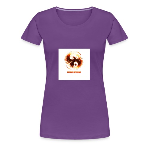 uprising merch - Women's Premium T-Shirt