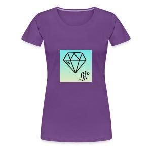 diamond life - Women's Premium T-Shirt