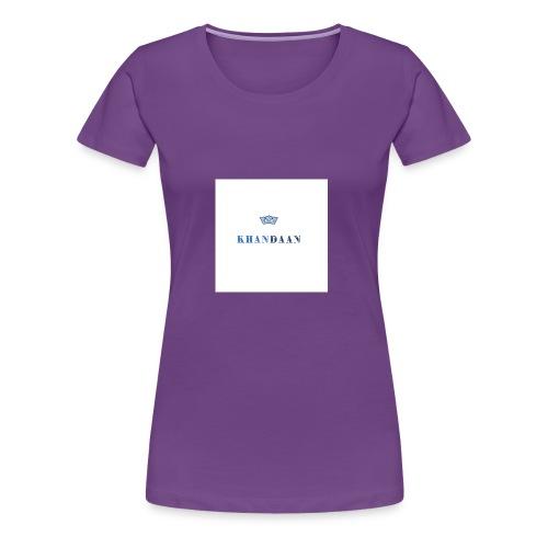 Khandaan - Women's Premium T-Shirt