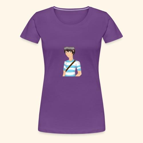 IDannyPlays FA #1 - Women's Premium T-Shirt