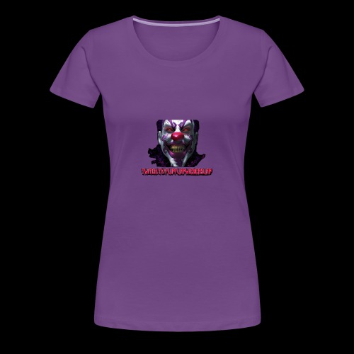 twitch.tv/FlipFlapWienerSlap Design - Women's Premium T-Shirt