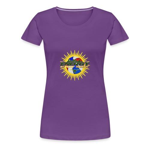 The Energy of Fort Worth Texas - Women's Premium T-Shirt