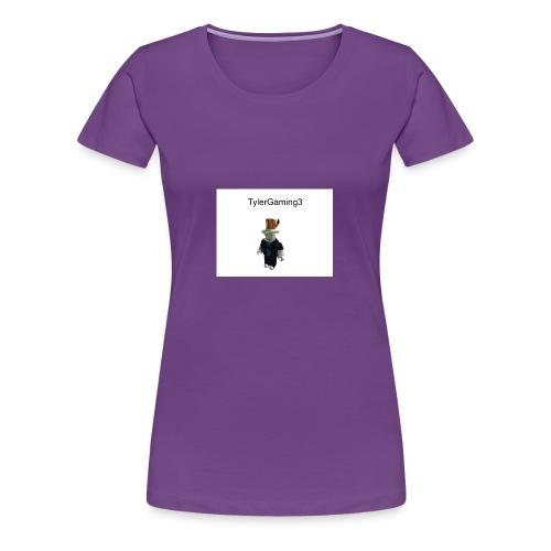 TylerGaming3 Roblox - Women's Premium T-Shirt