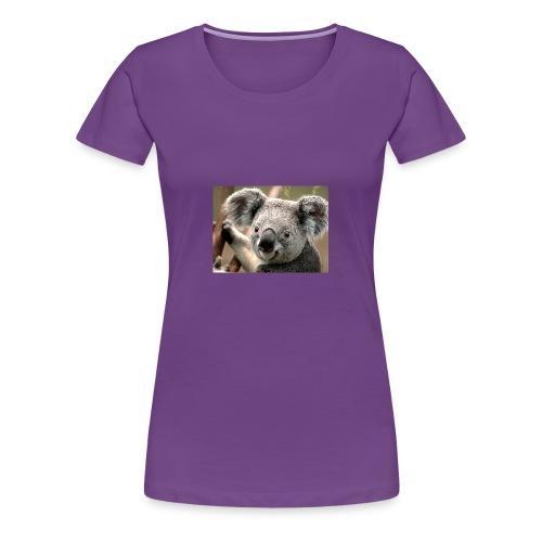 Koala - Women's Premium T-Shirt