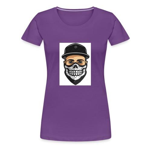 InfernoGangsta - Women's Premium T-Shirt