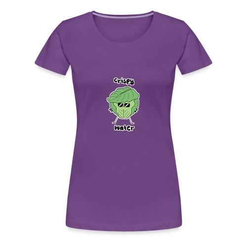 Crispy Water - Women's Premium T-Shirt