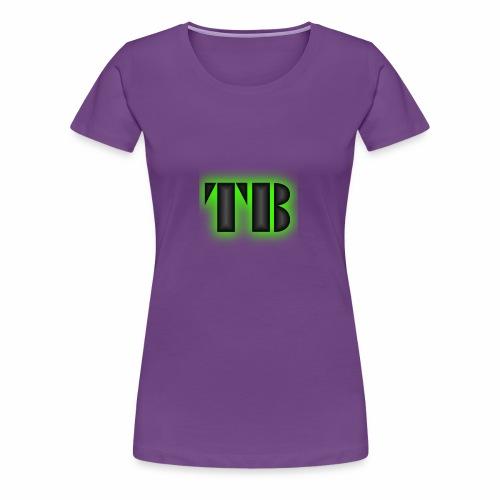 Tape Baller OG - Women's Premium T-Shirt