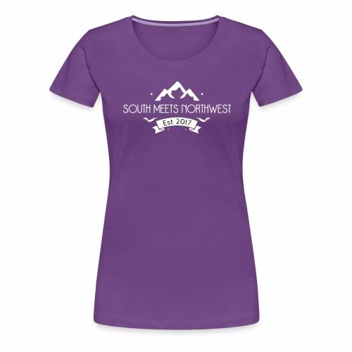 South Meets Northwest Logo - Women's Premium T-Shirt