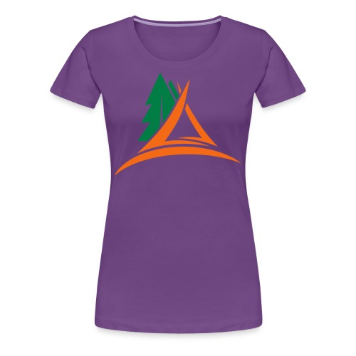 CampGeeks Patch - Women's Premium T-Shirt