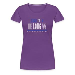 RELATIONSHIPS - Women's Premium T-Shirt