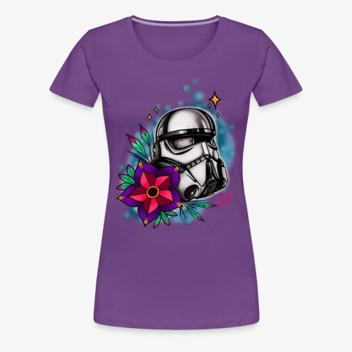 Imperial Trooper - Women's Premium T-Shirt