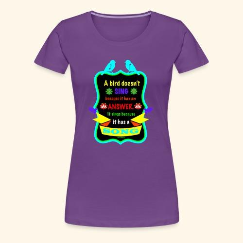 Musical11 - Women's Premium T-Shirt