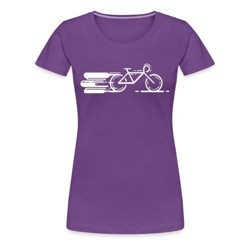 Cycling T Shirt - Women's Premium T-Shirt