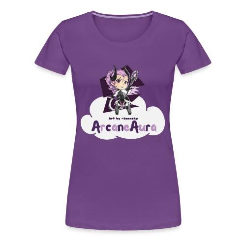 ArcaneAura - Women's Premium T-Shirt