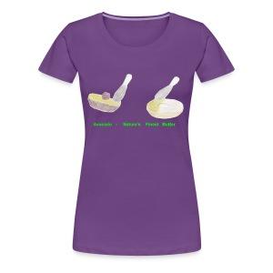 Avocado Butter - Women's Premium T-Shirt