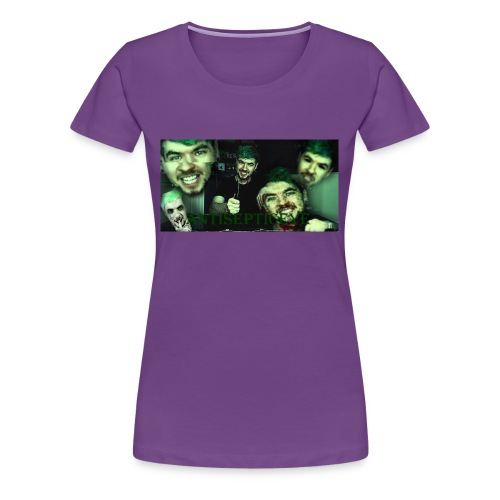 Antisepticeye Picture Clothing - Women's Premium T-Shirt