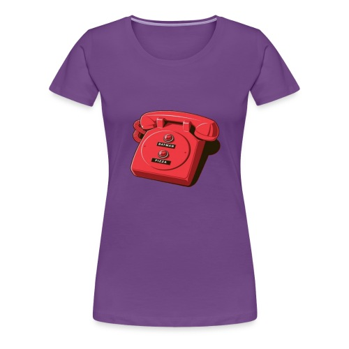 True phone - Women's Premium T-Shirt