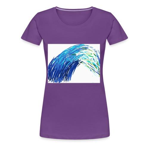 53F78497 64C8 4D35 9B47 1BAB160C99DC - Women's Premium T-Shirt