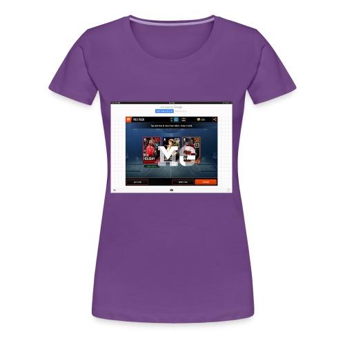 Throwback - Women's Premium T-Shirt
