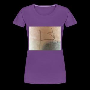 3F8A01D5 E08D 4B9C BEB2 5EB36D924760 - Women's Premium T-Shirt