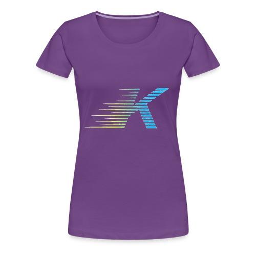 Speedy K - Women's Premium T-Shirt