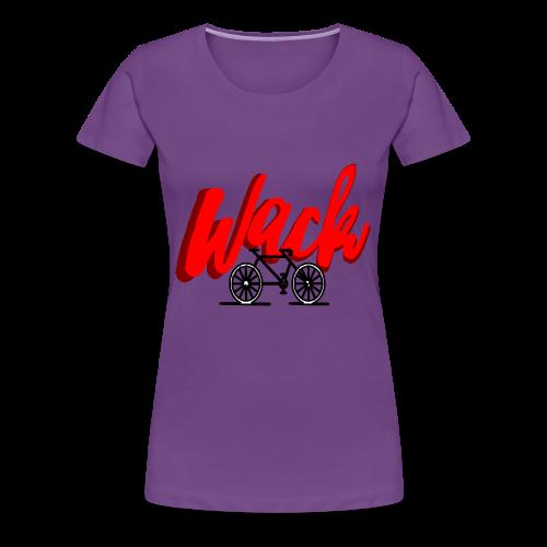 WT Bike Life - Women's Premium T-Shirt