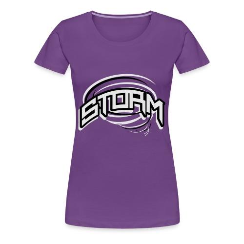 Storm Hockey - Women's Premium T-Shirt