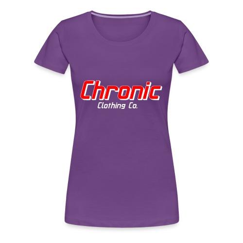 Chronic Classic - Women's Premium T-Shirt