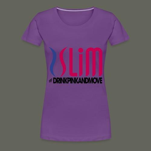Plexus_Slim_shirt - Women's Premium T-Shirt