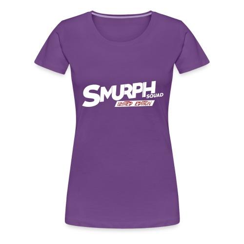 Limited Edition SmurphSquad Merch - Women's Premium T-Shirt