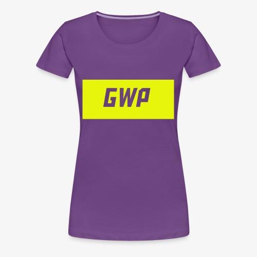gwp yellow - Women's Premium T-Shirt