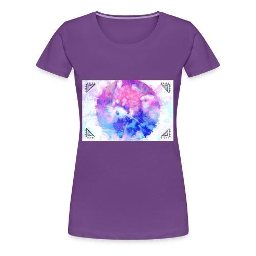 Panda - Women's Premium T-Shirt