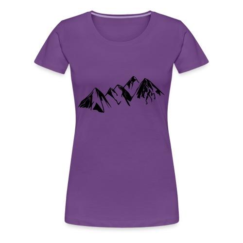 Switchriding - Women's Premium T-Shirt