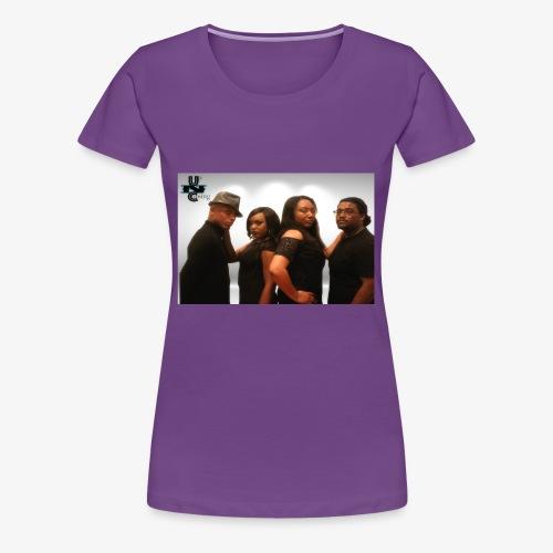UNCH Cast - Women's Premium T-Shirt