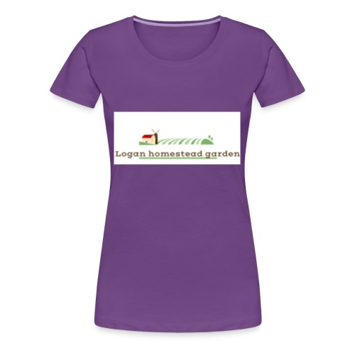 Homesteadlogo - Women's Premium T-Shirt