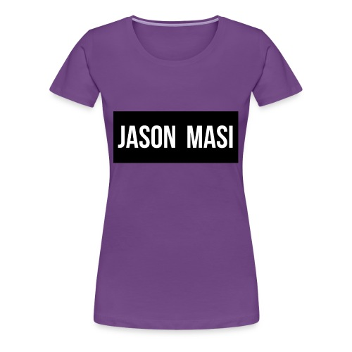 jason-masi-name - Women's Premium T-Shirt