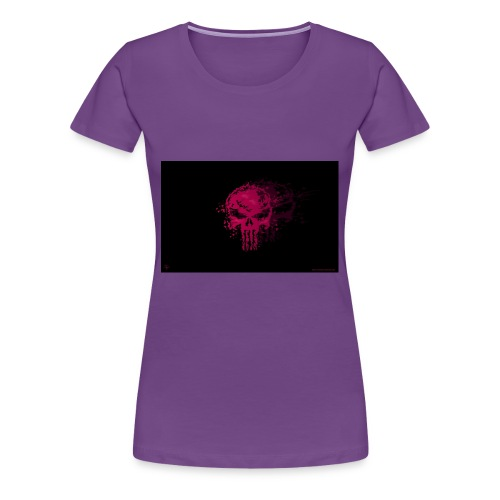 hkar.punisher - Women's Premium T-Shirt