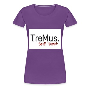 TreMus Self Trust - Women's Premium T-Shirt