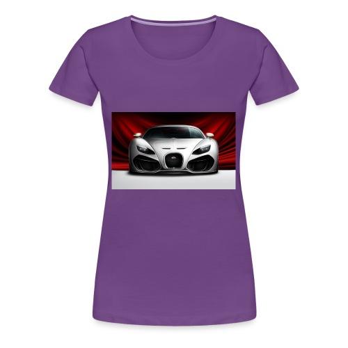 Blugatti - Women's Premium T-Shirt