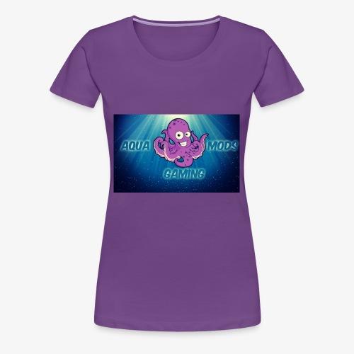 Aqua - Women's Premium T-Shirt